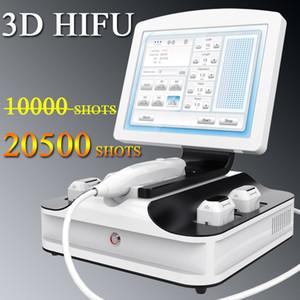 3 الجيل الجسم تجميل التخسيس الجديدة 3D وصوله HIFU للبيع HIFU رفع الوجه الرقمية 3D جهاز الموجات فوق الصوتية المحمولة