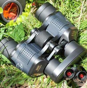 60X60 3000M 당신 ourdoor 방수 망원경 고성능 정의 Binoculos 나이트 비전 사냥 쌍안경 단안 Telescopio 최신
