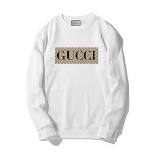 GUCCI Neue Pullover Männer Frauen Hoodie Kleidung Frühlings-Herbst-beiläufige Hoodies Sweatshirt Brief Printed Hoodie Street # 456456