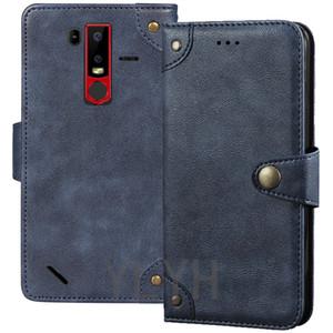 Pelle YLYH TPU protettiva in silicone copertura di gomma di caso per Premium Ulefone Armatura 6 6e 6s X X2 X3 X5 Nota 7 7P Pouch Shell Portafoglio Etui della pelle