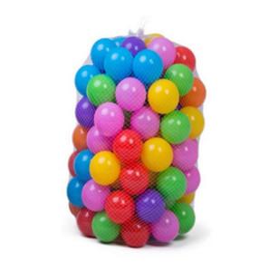 Eco-Friendly Colorido Plástico Macio Piscina de Água Bola Onda Do Oceano Livre Do Bebê Brinquedos Engraçados Stress Bola Pits Divertido Ao Ar Livre esportes