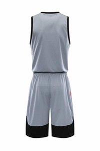 nbmfgjfg Basketball Uniforms,mens kits Sports clothes tracksuits Discount Cheap boy Basketball Sets tops With Shorts A39-23