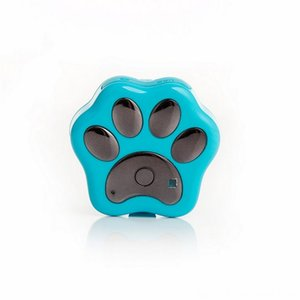 Pet Tracker GPS intelligente Locator Dog Antilost dispositivo in miniatura impermeabile Locator monitoraggio Cat preciso posizionamento Altro Supplies Pet