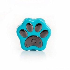 Haustier GPS-Verfolger Smart-Locator Hund Antilost Gerät Miniatur Wasserdichtes Locator-Tracking Cat Precise Positioning Anderes Zubehör Pet Supplies