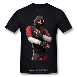 New Summer T Shirt Battle T-Shirt Men Cotton Fortniter Cute Tee Shirt Basic Short Sleeve Man Tshirt Hip Hop Tshirt