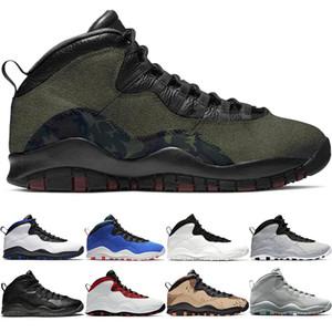 10 Erkekler Basketbol Ayakkabıları 10 s Çöl Camo Çimento Woodland Camo Orlando Tinker Erkek Eğitmen Atletik Spor Sneakers Boyut ...