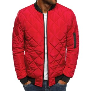 ZOGAA 2019 Hot Sale Men High Quality Autumn Winter Warm Outwear Brand Slim Mens Coats Eden Casual Windbreak Jackets Men S-3XL