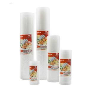 진공 실러 식품 신선한 긴 유지 틴턴 생활 용품 식품 진공 가방 스토리지 가방 12 + 15 + 20 + 25 + 28cm * 500cm (5) 롤스 / 로트