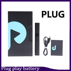 Горячий продавать Экзотика ДНК Plug & Play Аккумулятор 500mAh комплект стручка батареи Lipo E Cigarette Vape Pen Батарея для пустых Бобы