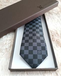 carta de moda para hombre Lazos de la nueva marca hombre a rayas corbatas Hombre Gravata delgado lazo clásico Business Casual Lazo verde para los hombres L2005 20 estilo