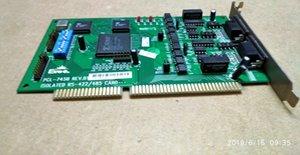 100% Рабочий оригинал для PCL-745B REV.B1 ИЗОЛИРОВАННОЕ CARD RS-422/485