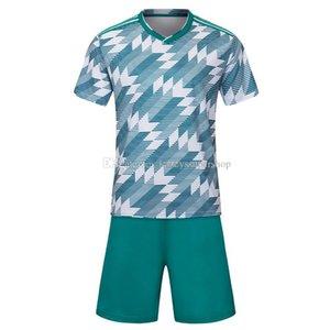 Weiß Lasten Männer Fußballjerseys heißen Verkaufs-Outdoor Bekleidung Fußball-Wear-Qualitäts-SS