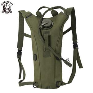 SINAIRSOFT 3L тактический гидратации рюкзак MOLLE открытый военный кемпинг туризм нейлон верблюд мешок воды мочевого пузыря LY0030