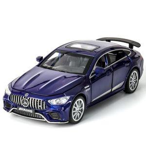 새로운 1시 32분 벤츠 AMG GT63 합금 자동차 모델 Diecasts 장난감 자동차 장난감 자동차 교육 완구 어린이 선물 보이 장난감 Y200109