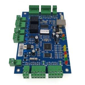Wiegand синий контроллер, TCP IP два контроллера доступ дверь, зоныСкидки функция множественного доступа, пожарная сигнализация etc.sn:B02
