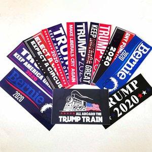Trump Sticker Amerikan Seçim Başkanı Araba Çıkartmaları Araba Styling Araç Paster Dekoratif WX9-1453 için Büyük Çıkartması