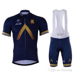 2018 Cycling Jersey Maillot Ciclismo Short Sleeve and Cycling (bib) Shorts Cycling Kits Strap cycle jerseys Ciclismo bicicletas B18041002