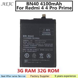 Für Xiaomi Redmi 4 Pro Prime Akku 4100mAh BN40 Batterie 3G RAM 32G ROM Ausgabe Ersatz für Xiaomi Redmi 4 Batterie