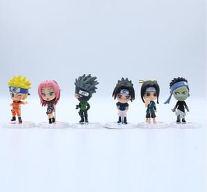 Six 18 Generation Fire Shadow A Ninja Hand-held Naruto Chuno Sakura Cassizo Helps Puppet Cake Auto Arrangements