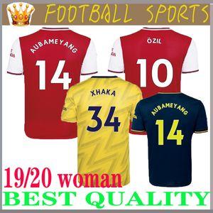 mulher 19 20 NICOLAS PEPE CEBALLOS HENRY GUENDOUZI SOKRATIS MAITLAND-NILES MAVROPANOS 19 2020 camisa de futebol mulher