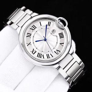 패션 사랑 '남성 여성 시계 패션 남성 여성 발렌타인 선물 316 전체 스테인레스 스틸 밴드 남자 석영 시계 손목 시계