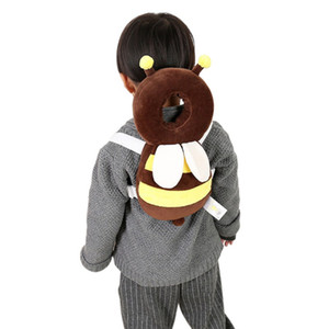 Cute Baby Head Protection Pillows for the Head Restraint Pad Attachment in Infants Toddler Child Care Neck Pillows
