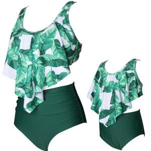 2019 Frauen Sexy Retro Designer Split Badeanzug Weibliche Bikini Badeanzug Design Fashion Beach Badeanzug Free Post