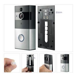 Bateria Sem Fio Alimentado Campainha Inteligente Câmera de Vídeo Inteligente Campainha Da Porta Visível Sino Da Porta