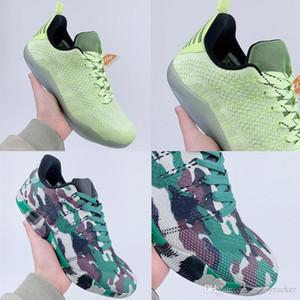 2020 Protro Mens Basketball Shoes del pattino di sport della scarpa da tennis XI EP Mentalità Low Cut di lavoro a maglia Basket Ball formatori Designer Des Chaussures 40-46