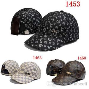 Luxus Strapback Cap Mode L Männer Frauen V Hute Marke Designer Snapback Sports Outdoor Caps Lous Hat Vutton Paris Baseballmütze