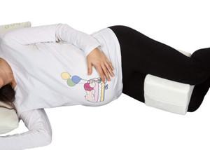 Schiuma di memoria di maternità Ginocchiera Supporto per le gambe Cuscino Cuscino Cuscino antidolorifico Strumento per la cura delle vene varicose Terapia cuscino