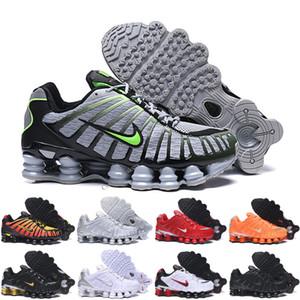 Nike air max Shox Nuovo 2020 Consegnare 809 uomini liberano Air goccia di scarpe da corsa famoso CONSEGNA 809s Mens Athletic viale OZ NZ Sneakers Sport