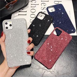 iPhone 6S 7 8P XR 11 PRO MAX moda parlak tel çekme Tasarımcı telefon kılıfı arka kapak için One Piece Lüks telefon kılıfı