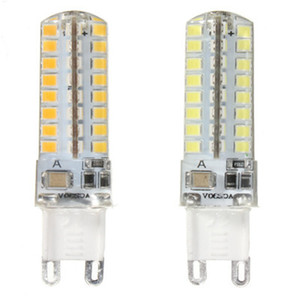 G4 G9 LED 1.5 W 3W 4W 5W 7W 2835 Smd Corn Light Plet AC12V DC12V AC110V\220V LED Lamp Chandelier Replace Halogen