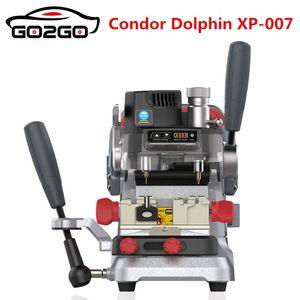 Xhorse Condor Dolphin XP007 XP007 manuell Mechanische Key Schneidemaschine für Laser Dimple und Flachschlüssel