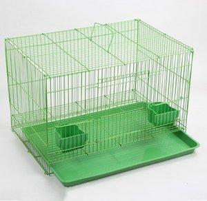 1PCS Metal Birdcage Myriad Pigeon Pigeon Acacia Универсальный Birdcage Клетки для птиц Цвет Случайные