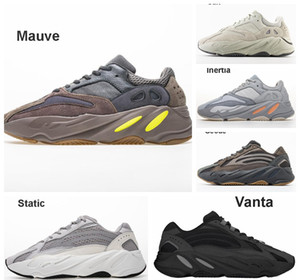 ADIDASTrouver une grande 700 Wave Runner Kanye West Shoes.Shop Discount 700 Sneakers Vanta Sel Inertie Geode statique solide gris 3m Mauve Reflective36-45