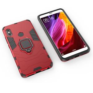 Armadura phone case para xiaomi redmi 6 6pro nota 5 4X 5 plus combo case para xiaomi mi 8 se a1 a2 max 3 pocophone f1 fundas