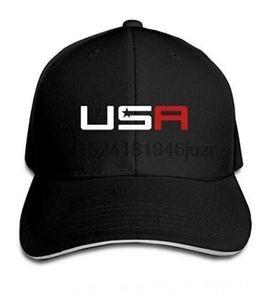 ABD Ryder Kupası Golf Sandwich Beyzbol Şapka Unisex Şapka Caps Şapka, Atkılar Eldiven Erkekler Kadınlar Caps