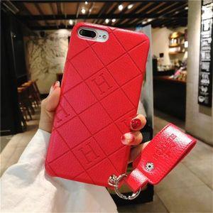 Capa de telefone de luxo Designer para Iphone11 Pro XS MAX XR XS 7P / 8P Iphone7 / 8 Iphone6 / 6SP 6 / 6s