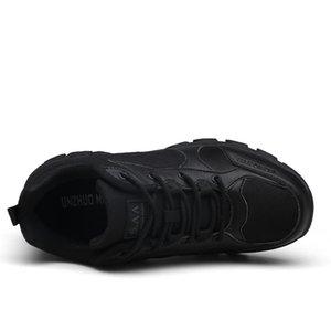 Низкая TaoBo вырезать мужской спорт на открытом воздухе тактический военный мужской обуви для кемпинга, скалолазания, боевой пустыни сапоги альпинизм обувь