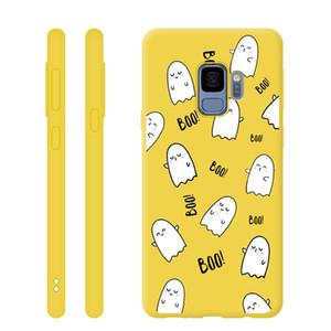 Samsung concepteur de couverture Cartoon silicone mignon de cas pour Samsung Galaxy S9 plus S6 S7 bord Pour Samsung S6 S7 S8 S9 plus Bord Phone Case