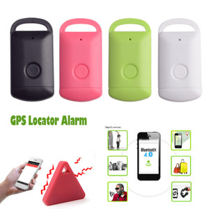 Bluetooth Tracker Locator Car Motor GPS Mini Smart Alarm Device Kids Pets Wallet Keys Alarm Locators Realtime Finder Device