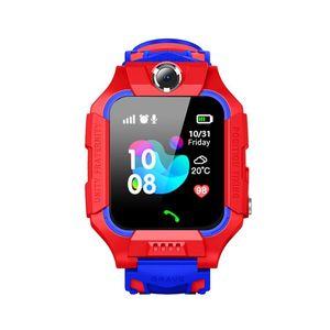 Q19 étanche Montre intelligente pour les enfants LBS Tracker SmartWatch SOS Appel pour les enfants Anti perdu Baby Monitor pour les filles Boy Wristwatch