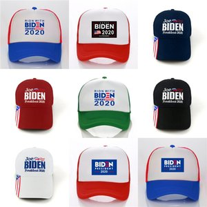 Biden Camouflage Hüte Donald Biden 2020 gestrickte Kappen Amerikaner Hats USA Camo Napback Sports Beach Golf Cap # 175