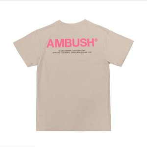 T-shirt reflectora T-shirt de emboscada Algodão Vestido de Verão T-Shirt de Quatro cores T-shirt Casual T-Blusas Mujer De Moda