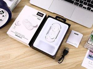 TWS-4 Беспроводная гарнитура Bluetooth 5.0 Спортивные наушники с сенсорным управлением Earbuds авто пара против i9s i12 i13 i80 i100 ТЕ10 для iphone samrtphone