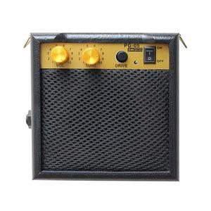 1шт Портативный мини-усилитель 5W Акустический усилитель электрическая гитара Гитара аксессуары частей