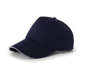 Chapeaux d'été pas chers Hommes Femmes Snapback Fashion Coton Cap