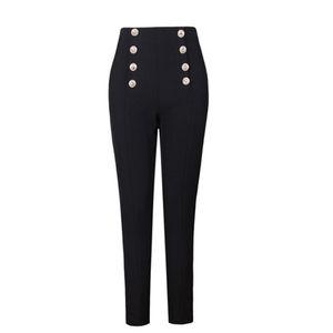 Calças Balmain Leggings das mulheres 19ss Calças Balmain alta qualidade mulheres Famoso Mulheres Stylist Leggings Pants Tamanho S-XL